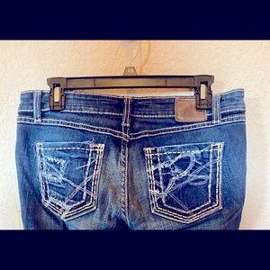 BKE skinny jeans 30 x 33.5